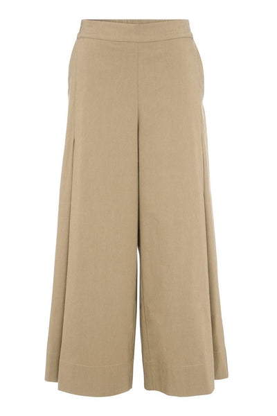 Vented Culotte in Desert Bottoms Mela Purdie