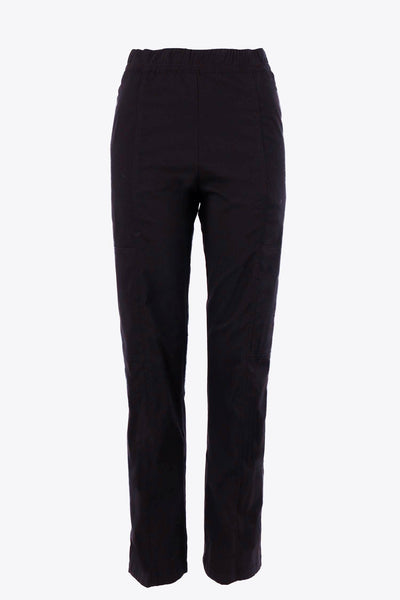 Zip Cargo in Black Bottoms Mela Purdie
