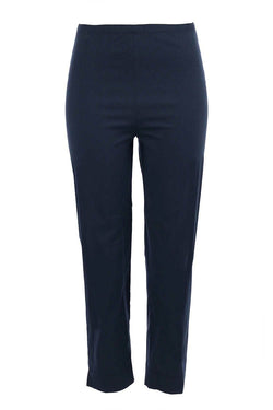 Cropped Pant in French Navy