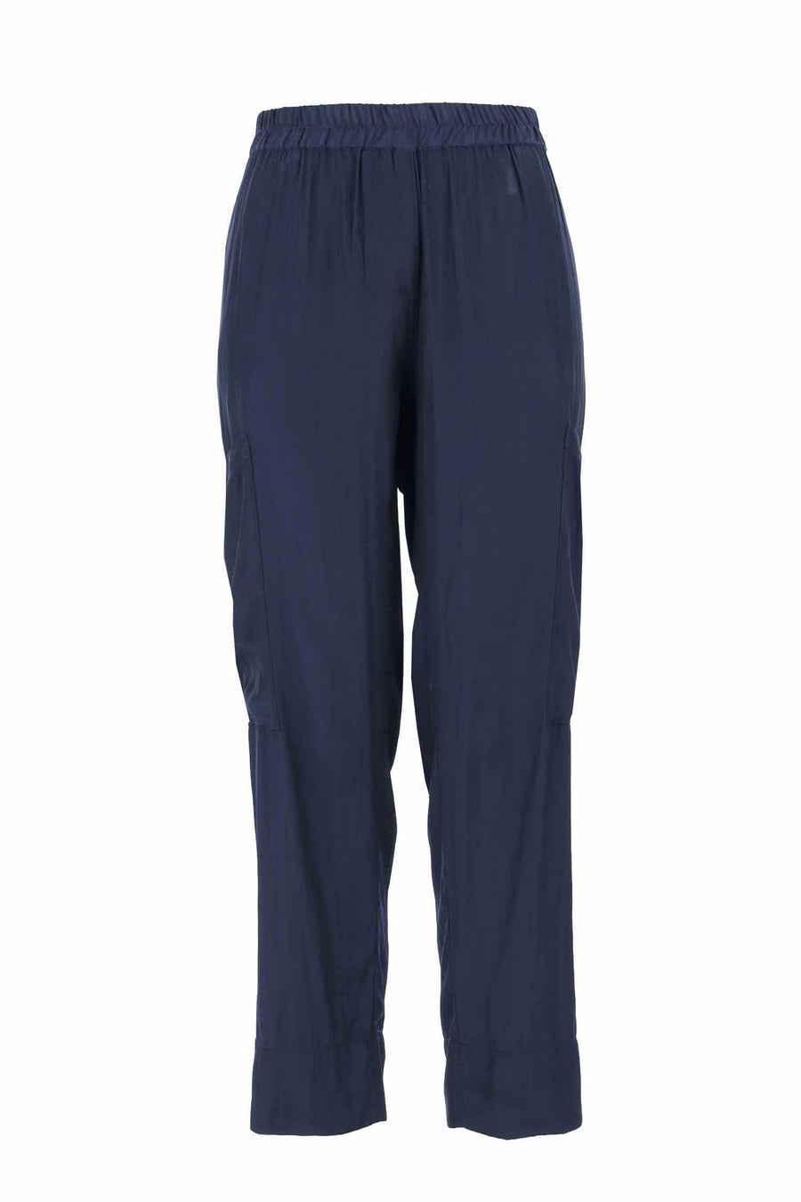 Shop Online Soft Cargo in French Navy by Mela Purdie  Frockaholics Bottoms