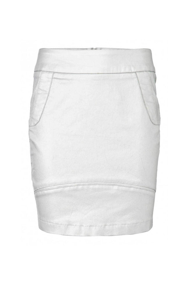 Shop Online Metallic Skirt by Yaya | Frockaholics.com Bottoms