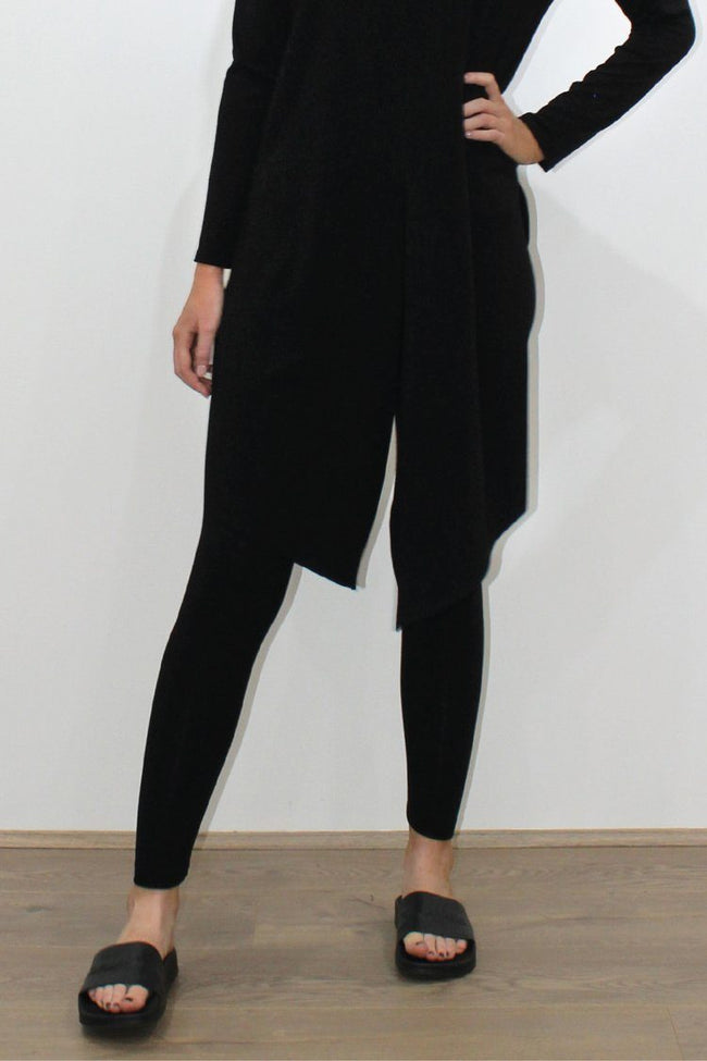 Seamless Legging in Black