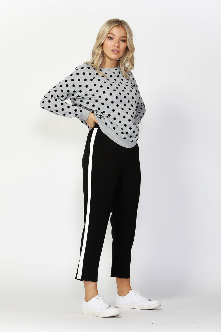 Stand Out Stripe Pant