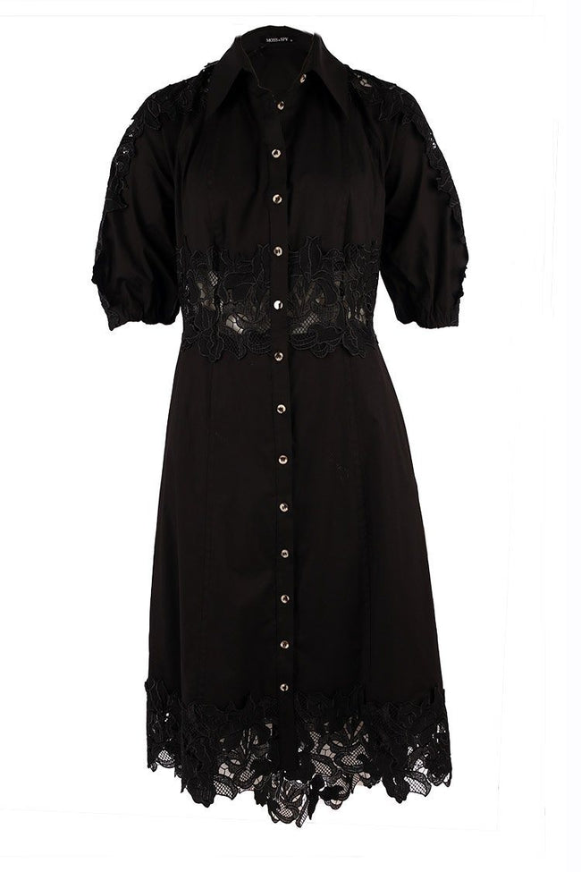Evetta Shirt Dress