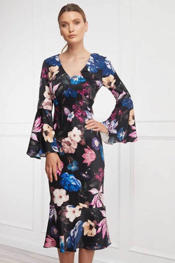 Shop Online Floriade Midi by Moss & Spy  Frockaholics Dresses