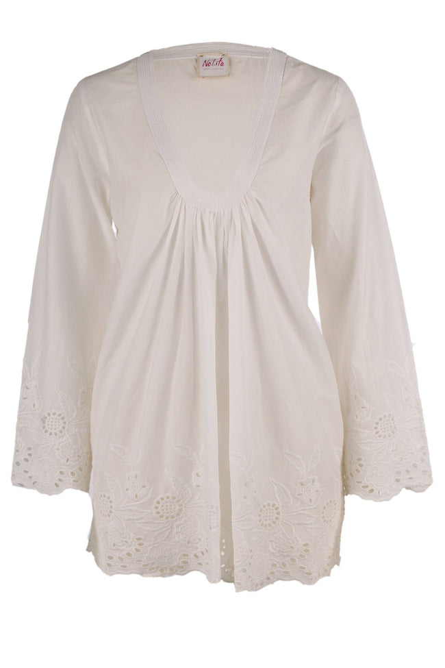 Dalila Top in Lily by Nolita Frockaholics.com