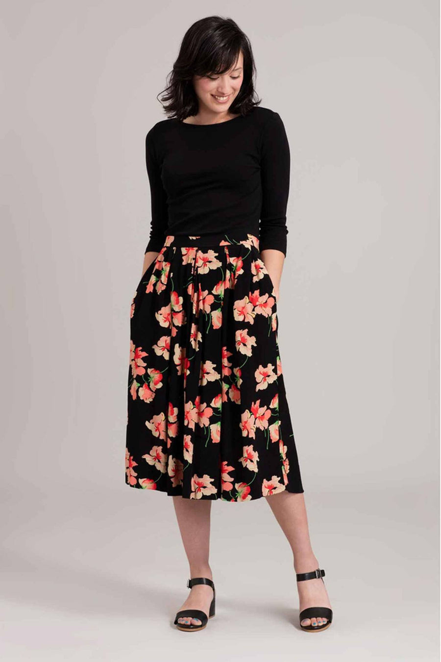 Annie Skirt by Emily and Fin Frockaholics.com