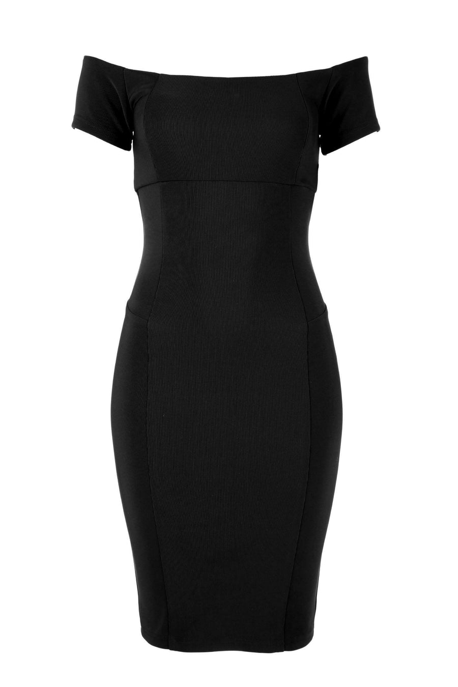 Peta Zip Back Dress by Quba