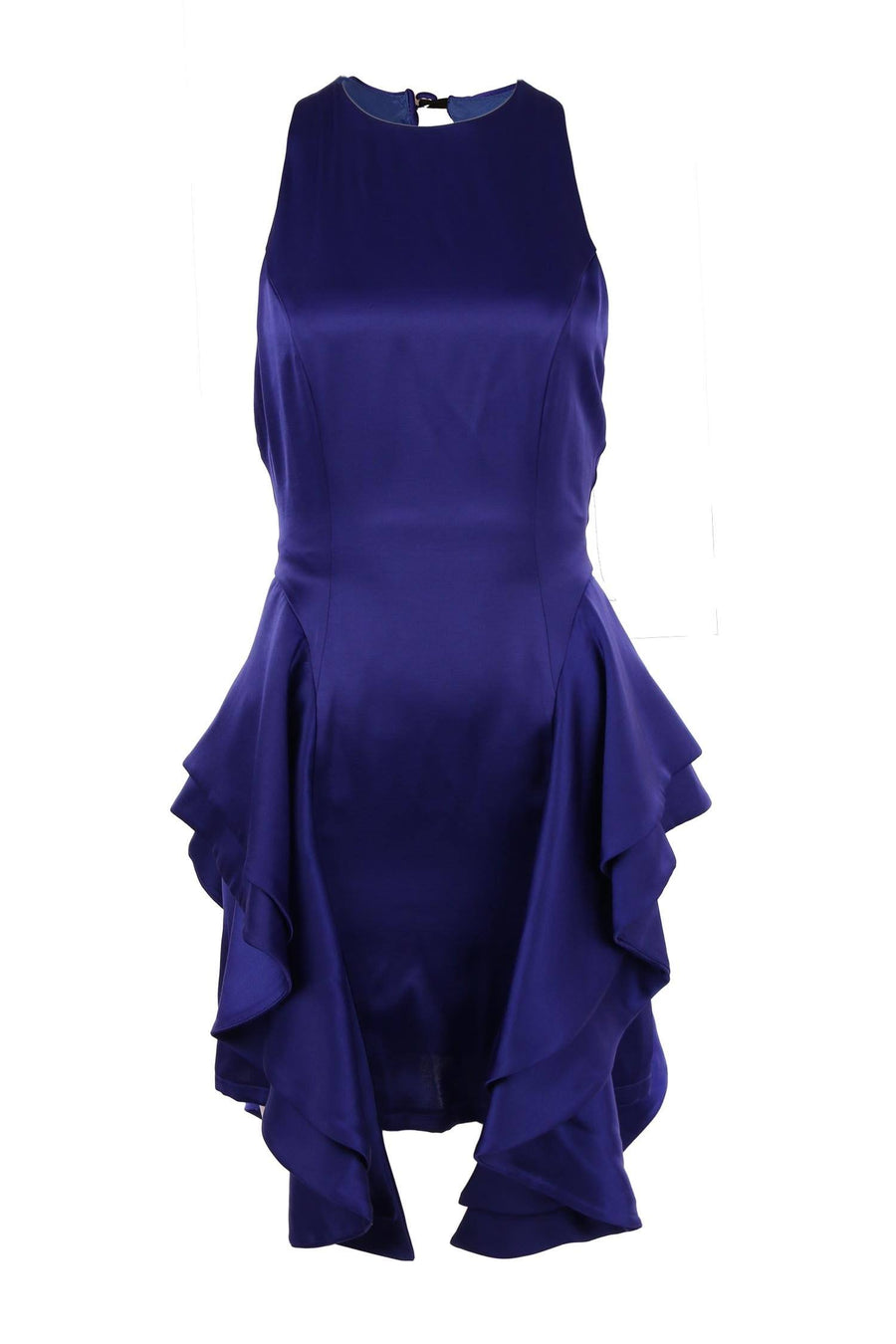 Shop Online Olivia Dress in Purple | FINAL SALE by Quba  Frockaholics Dress