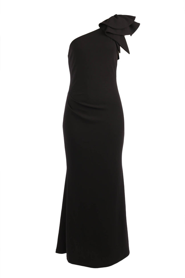 Caddy Gown in Black