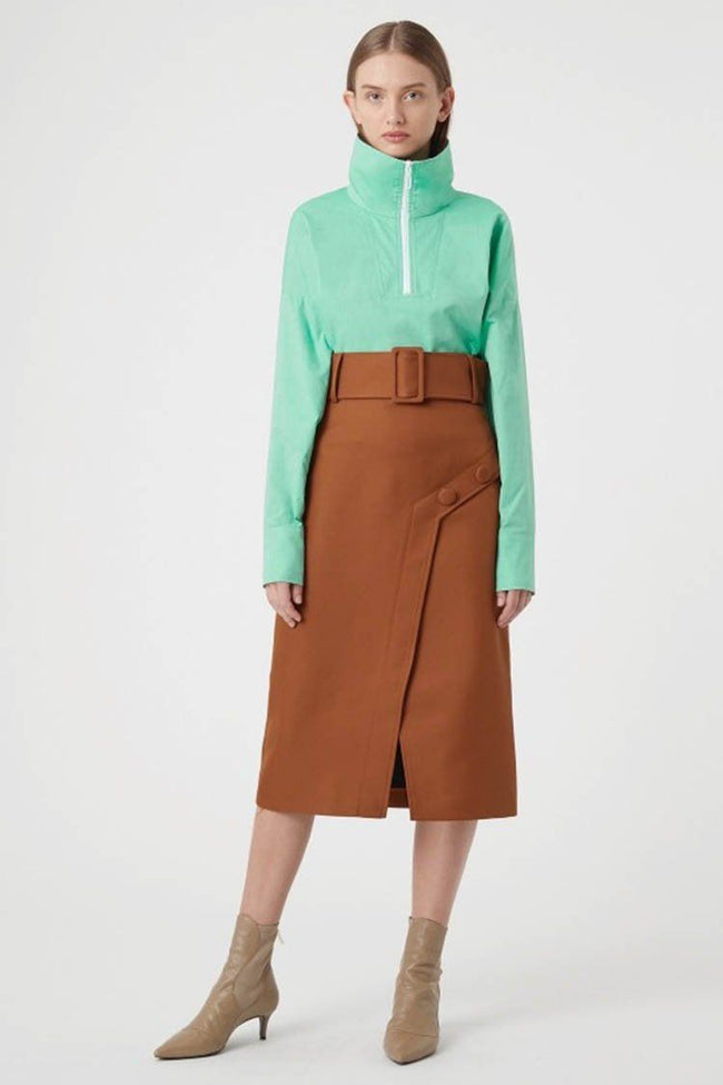 Faith Belted Skirt