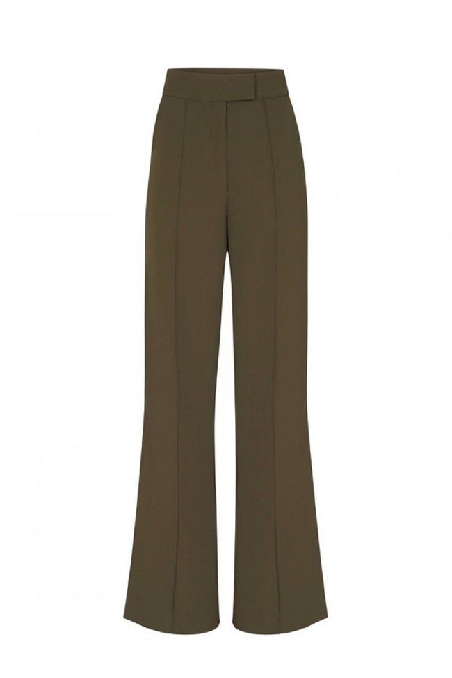 Veda Pant in Khaki | FINAL SALE