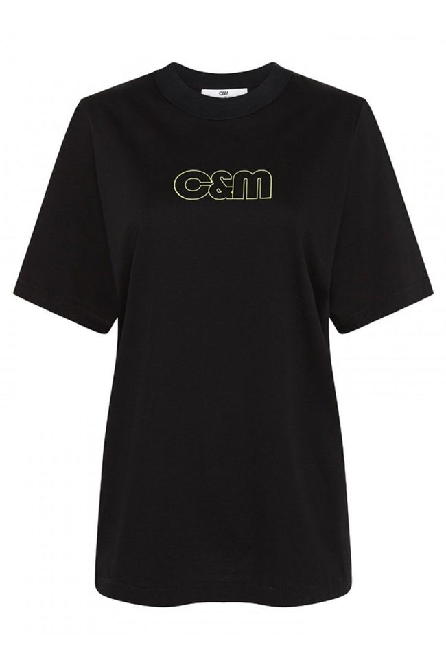 Cohen Tee in Black
