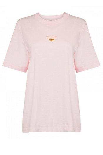 George Tee in Pale Pink