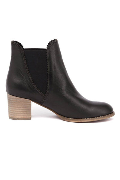 Sadore Ankle Boot in Black Shoes Django & Juliette