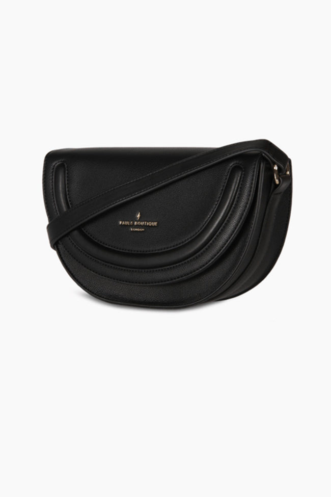 Winona Cross Body Bag in Black