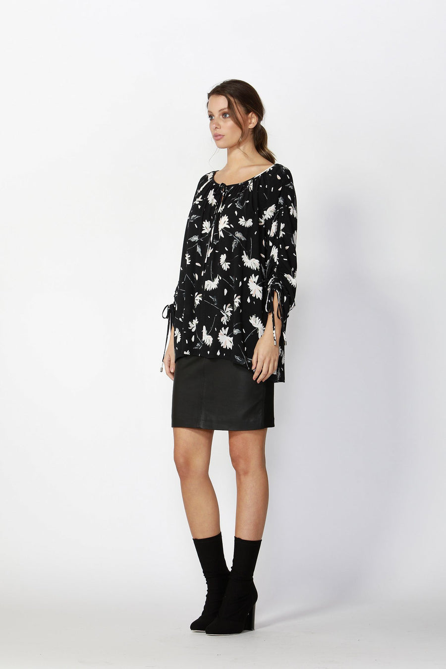 Winter Night Out Blouse