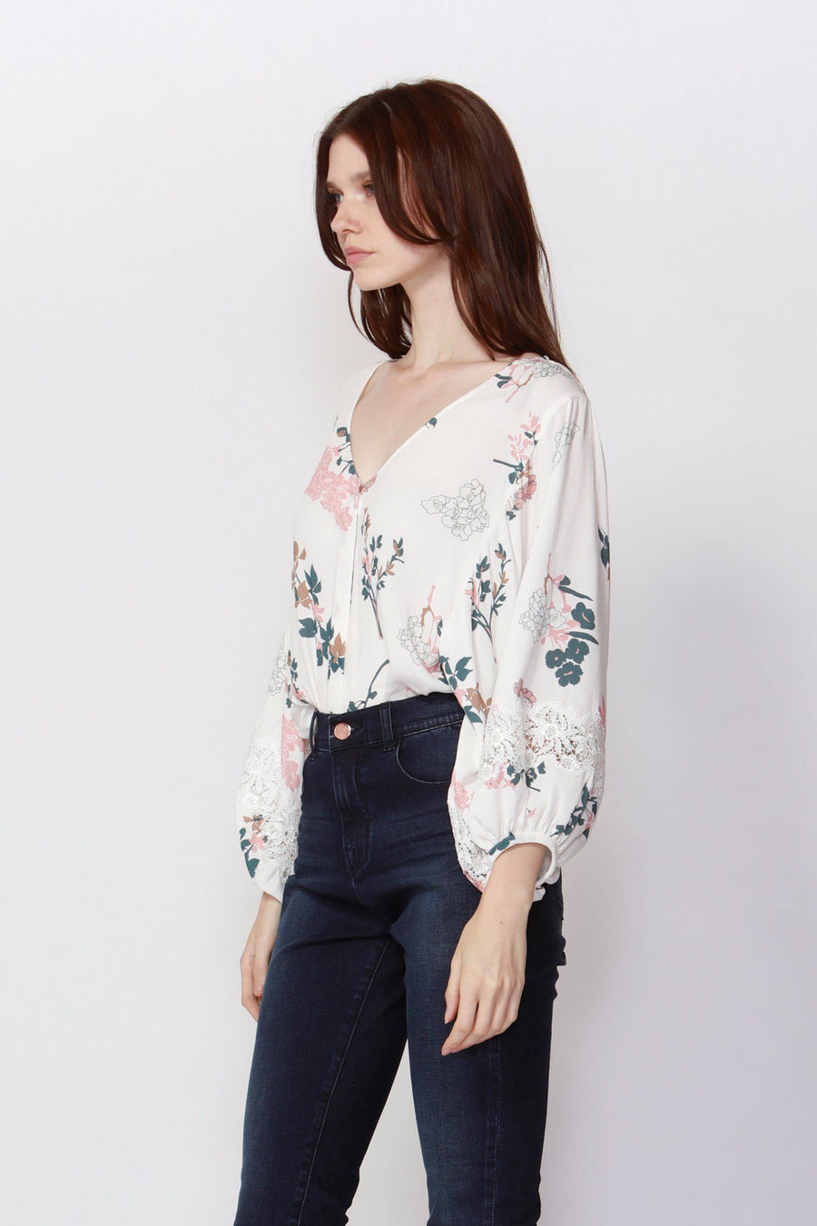 Sugar Valley Blouse
