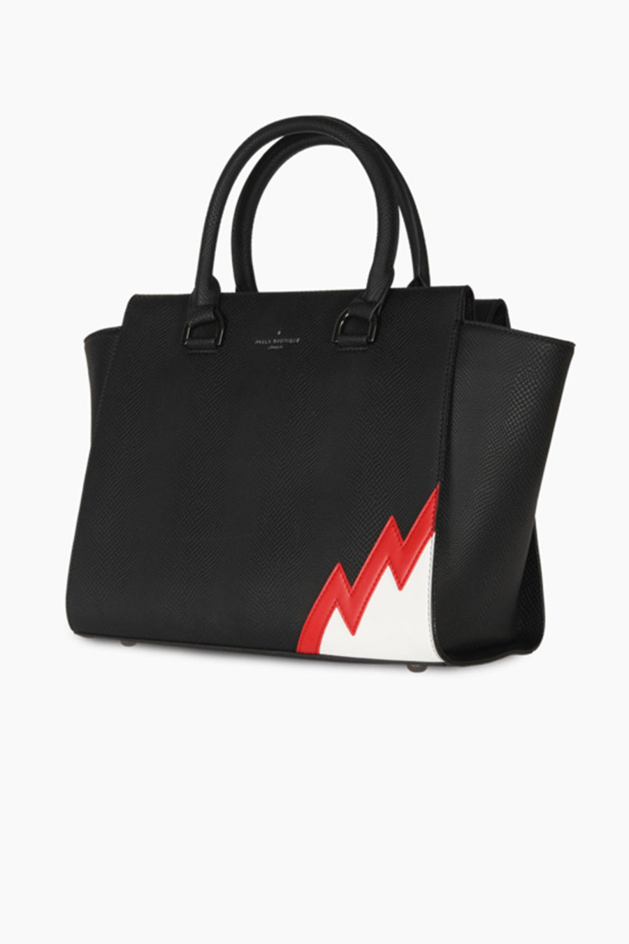 Bethany Tote Bag in Black