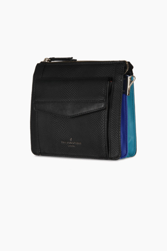 Beth Cross Body Bag in Black