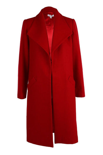 Curtis Coat in Red