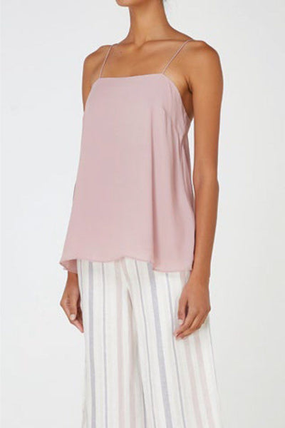 Violetta Cami in Dusty Mauve | FINAL SALE Tops Elka Collective