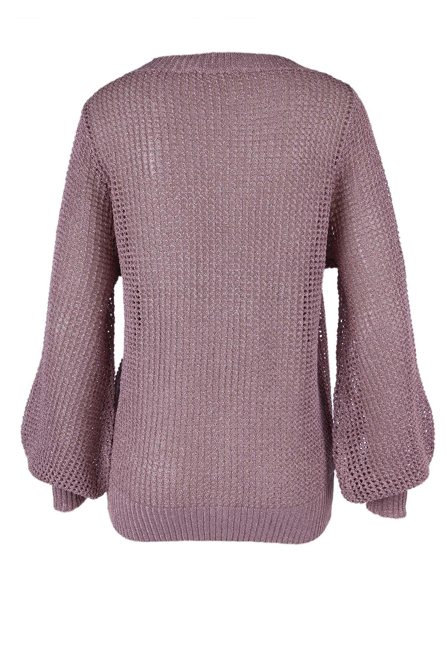 Shop Online Goldie Slouch Jumper in Pink by We Are Kindred  Frockaholics Tops