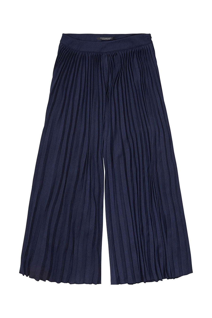 The Pleated Culottes by Maison Scotch
