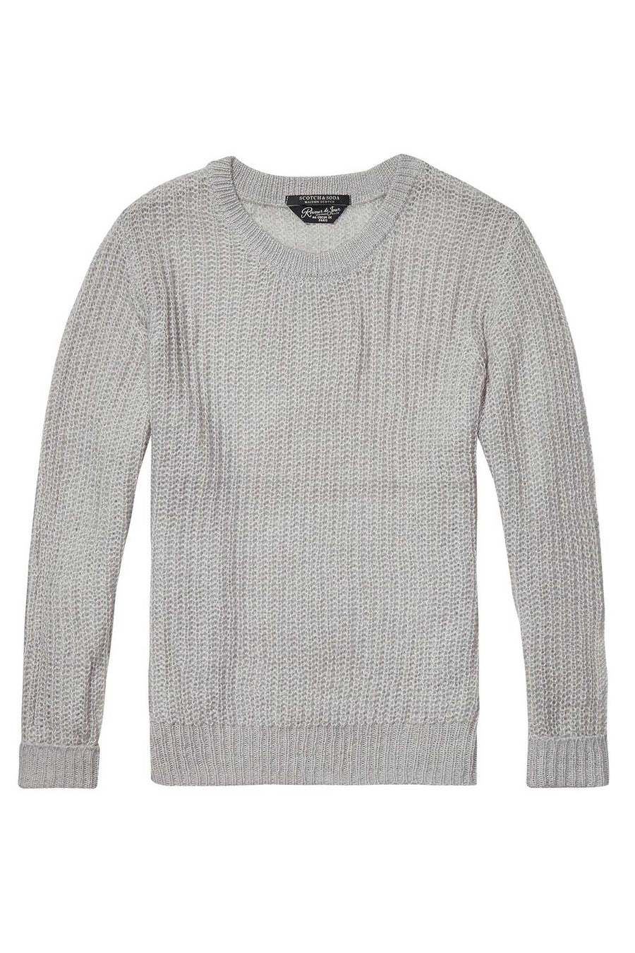 mohair-pullover