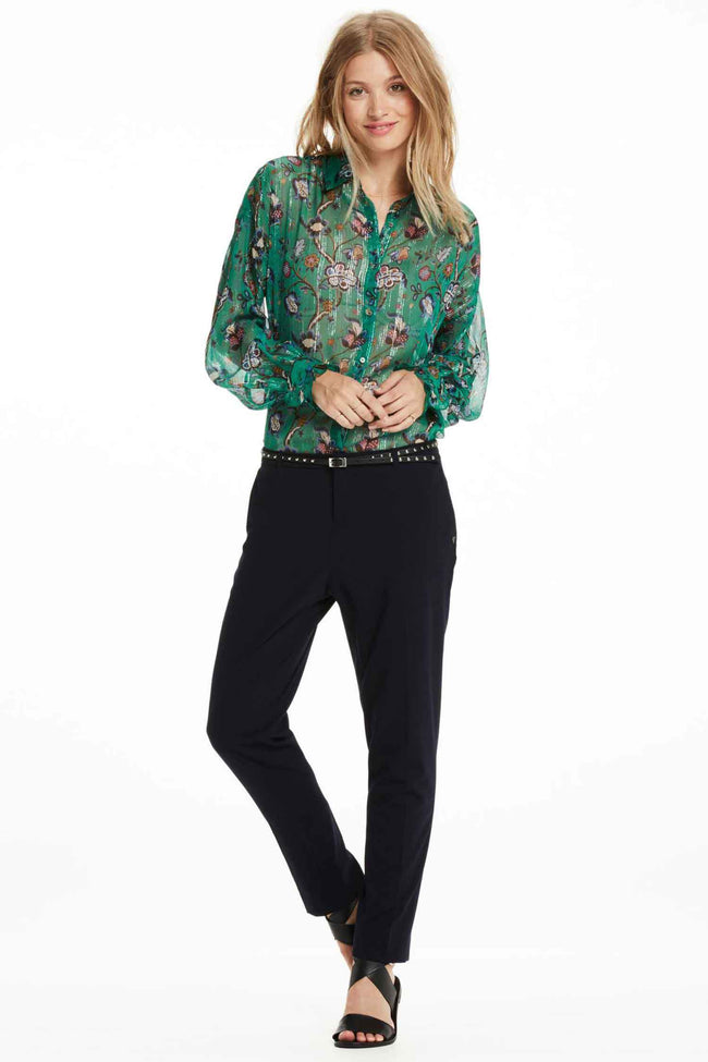 Classic Trousers in Night by Maison Scotch Frockaholics.com