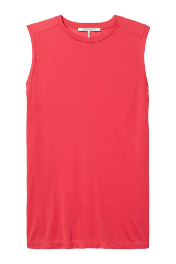 Shop Online Soft Jersey Top In Punch by Maison Scotch  Frockaholics Tops