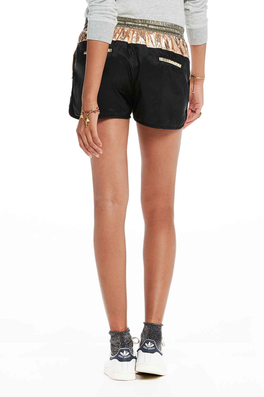 Colour Block Shorts in Combo C