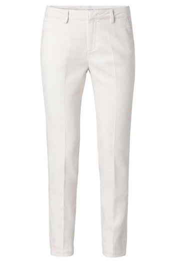 Basic Chino in Off White | FINAL SALE