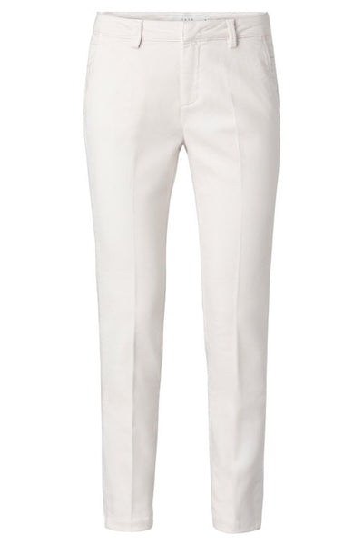 Basic Chino in Off White | FINAL SALE Bottoms Yaya