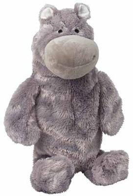 Soda Pop Critters - Plush 2L Bottle Toy - Hippo - Bayside Buddy