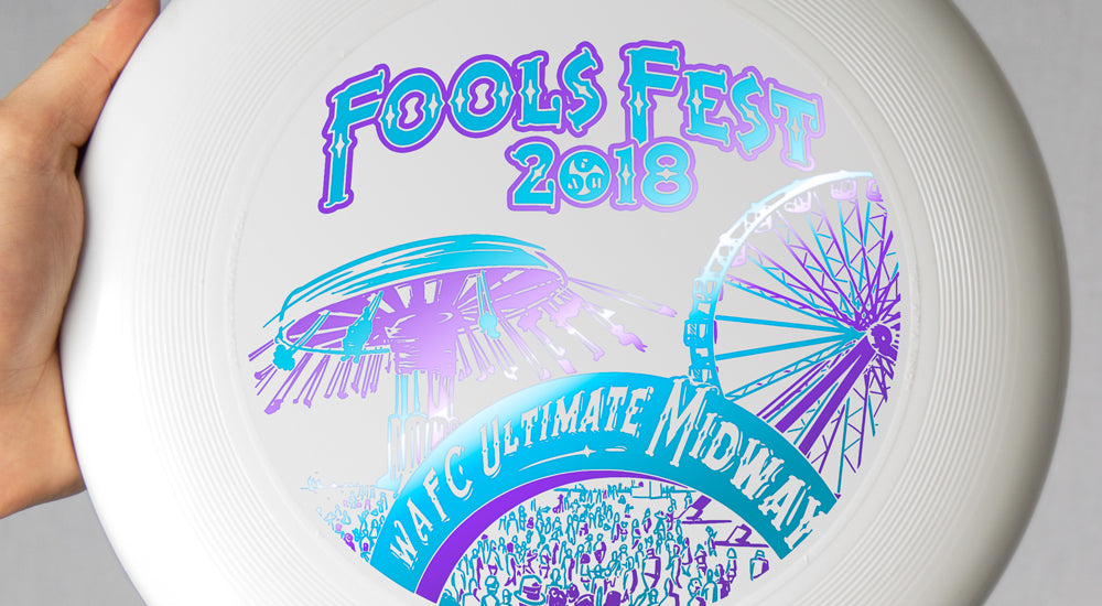 Fools Fest 2018 - ARIA discs to join part of history