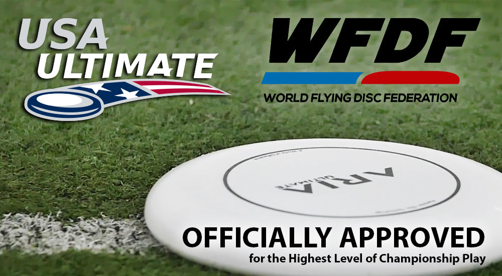 ARIA Ultimate: The Newest USAU and WFDF Championship-Level Disc!