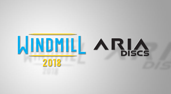 ARIA is the OFFICIAL DISC for WINDMILL 2018 in AMSTERDAM