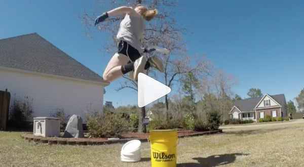 ARIA Athlete - Madison from iFrisbeeShots: It's not just your skills, it's what you stand for.