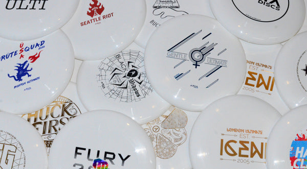 Custom Printed Ultimate Discs: Frequently Asked Questions