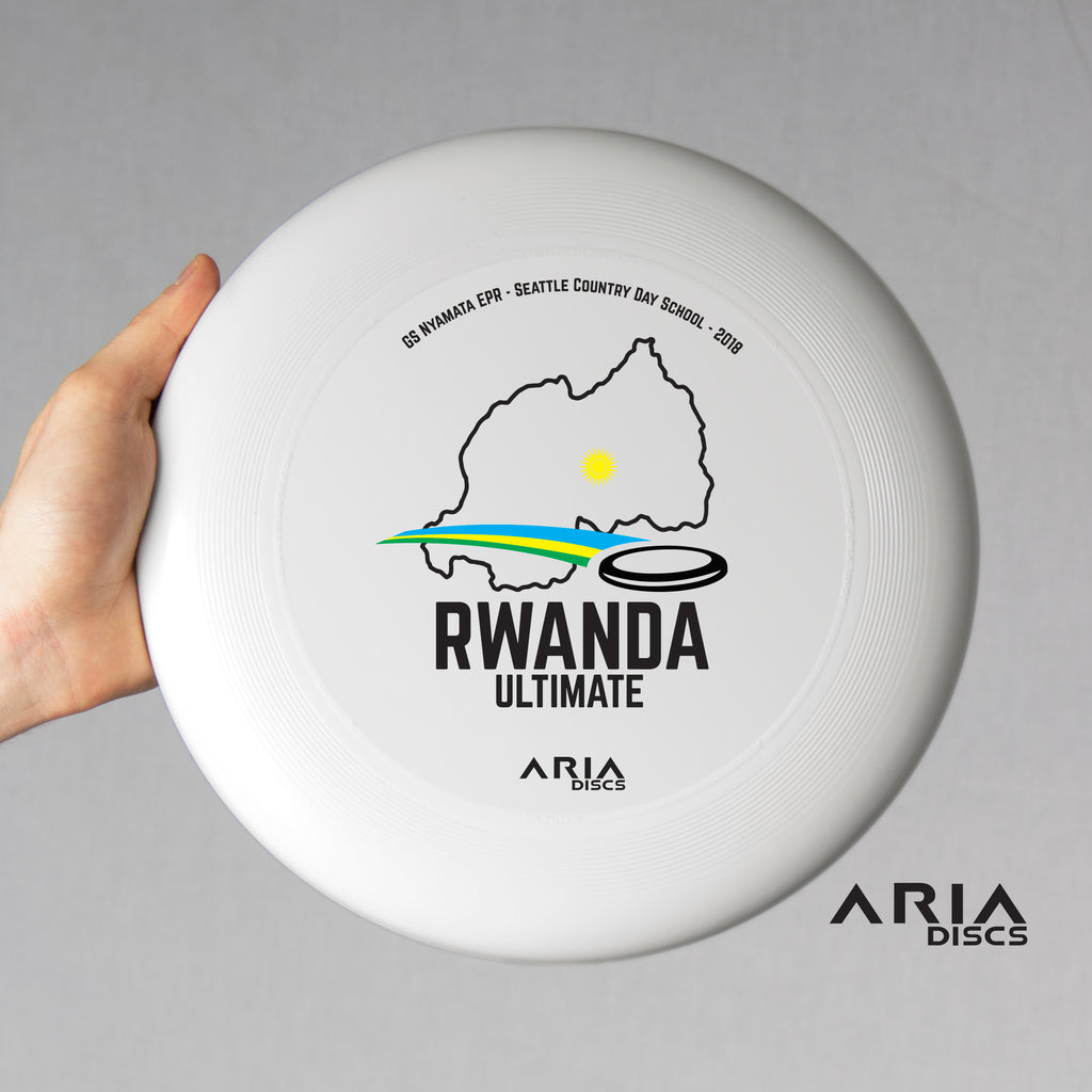 Official Rwanda ultimate sport disc