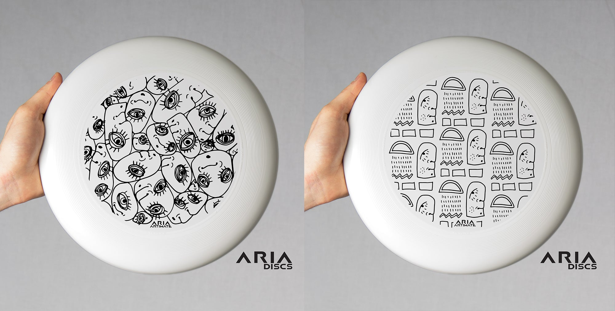 Hannah Leathers ARIA discs USAU WFDF approved ARTimate