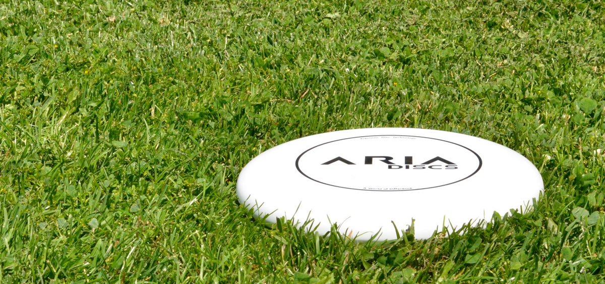 ARIA Disc professional disc for ultimate frisbee athletes, custom discs and best discs for sports