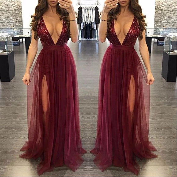 Wish Upon a Star Maxi Dress
