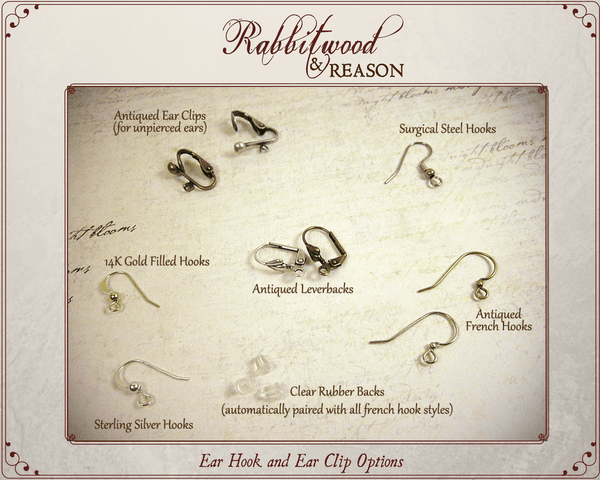 Please choose your preferred hook from the chart and locate it in the drop-down box in this product listing.