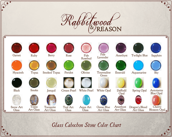 Please choose your preferred color from the color chart and locate it in the drop-down box in this product listing.