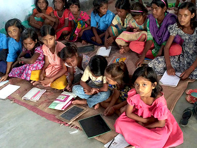 Give the Gift of Education to Girls in Rural India