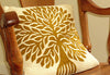 Barmer Applique Pillow - Tree of Life