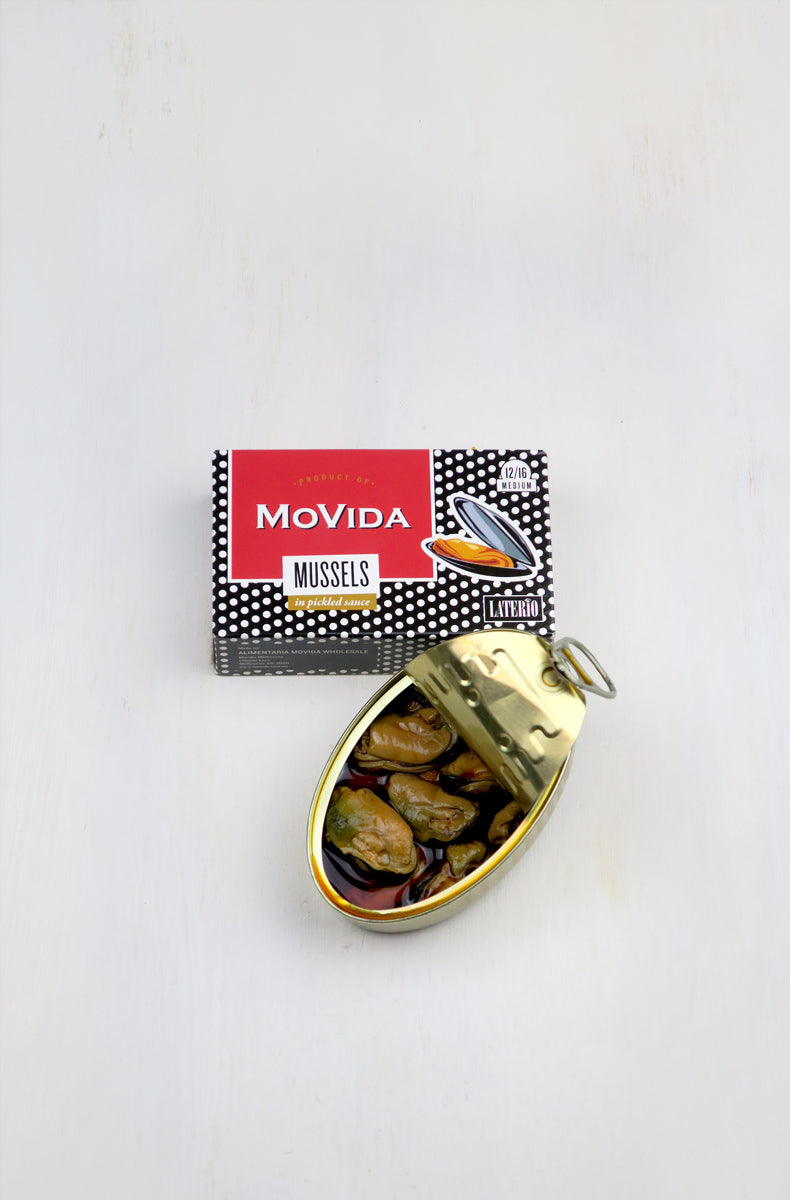 MoVida Mussels