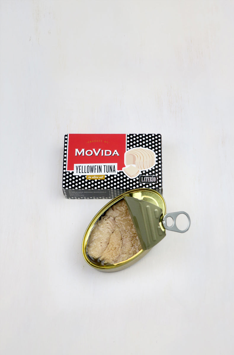 MoVida Yellowfin Tuna